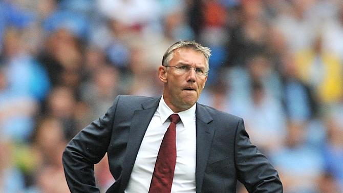 Nigel Adkins felt Southampton have a 'forward momentum' following recent performances