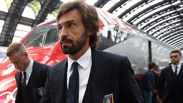 Serie A - Conte warns Juventus players not to follow Pirlo's example