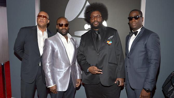 The 55th Annual GRAMMY Awards - Red Carpet: The Roots