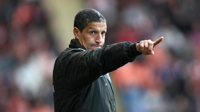 West Brom have ended their pursuit of Birmingham boss Chris Hughton