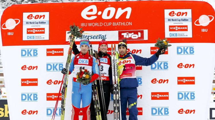 FIS World Cup - Biathlon - Men's Pursuit