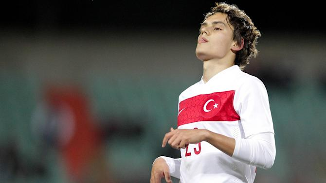 Premier League - Man City snap up Turkey wonderkid Enes Unal