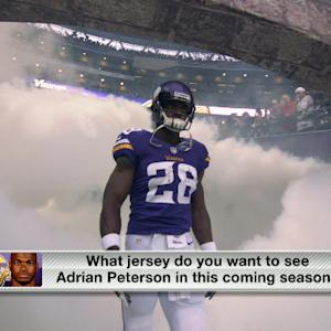 What team is the best fit for running back Adrian Peterson?