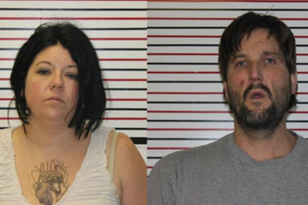 Couple attempt to tip their waitress with some crystal meth