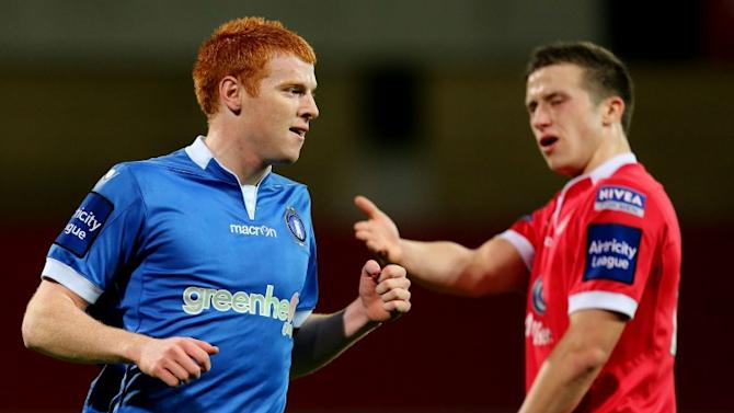 Shelbourne on the brink after defeat in Limerick