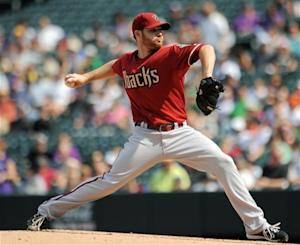 Hill's 3-run homer lifts Diamondbacks past Rockies
