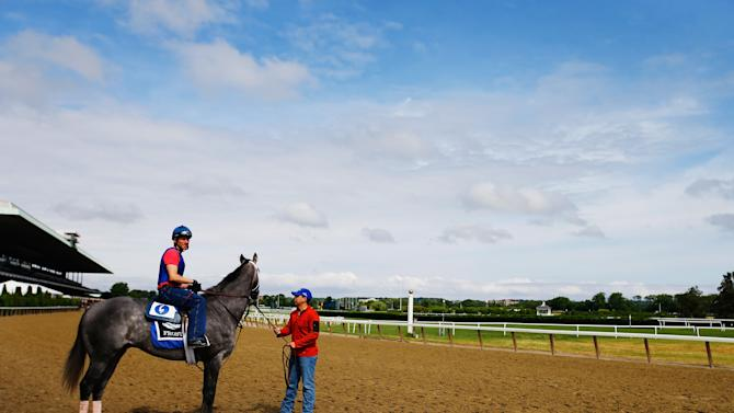 147th Belmont Stakes - Previews