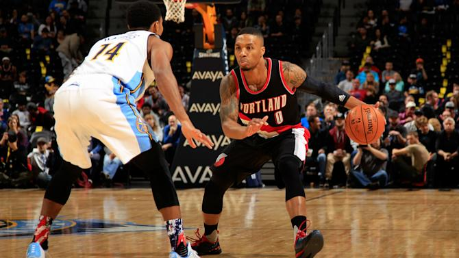Blazers' Damian Lillard is the sleeper to win NBA scoring title