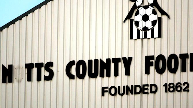 Football - Notts County block Facebook posts from an entire country