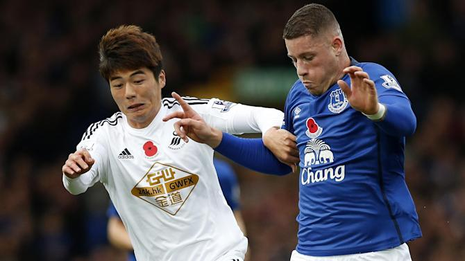 Video: Everton vs Swansea City