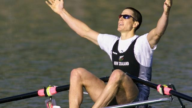 London 2012 - Gold medallist Waddell named NZ Olympic team boss