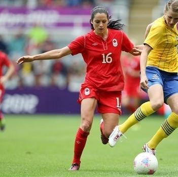 Canada reach quarters in women's Olympic football The Associated Press Getty Images Getty Images Getty Images Getty Images Getty Images Getty Images
