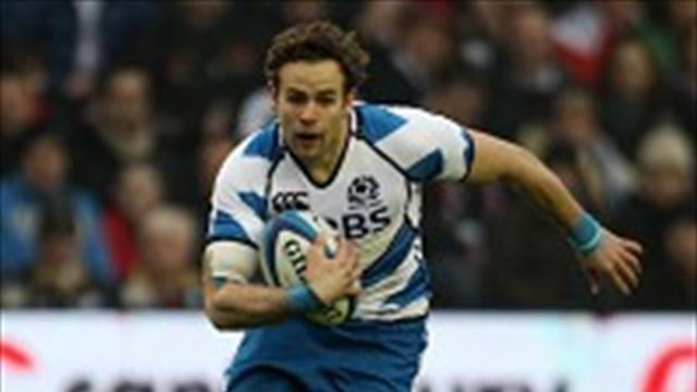 Rugby - Scotland's simple things please Jackson