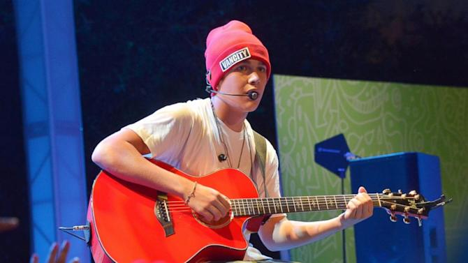 Austin Mahone to Return to the Stage in First Performance Since Hospitalization