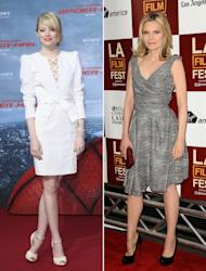 Emma Stone/Michelle Pfeiffer -- Getty Images