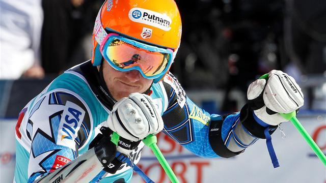 Alpine Skiing - Ligety wins Adelboden at last