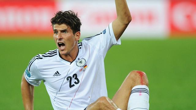 World Cup - Germany's one striker ruled out of Kazakhstan game