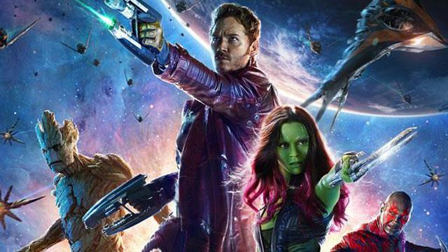 'Guardians Of The Galaxy' Blasts Away All Competition To Top The Box Office