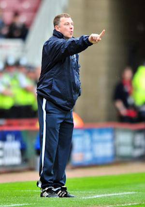 Mark Robins wants Coventry to follow the example set by Norwich and Southampton