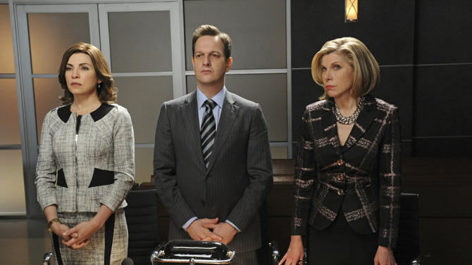 """The Good Wife"" -- ""What's in the Box?"""