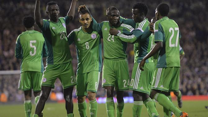 International friendlies - Late equaliser gives Nigeria draw against Scotland
