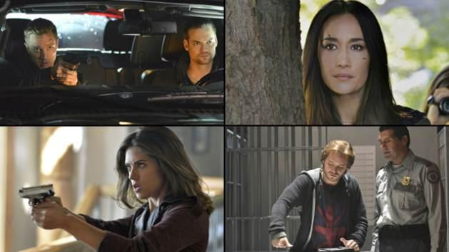 Scenes from the final episode of The CW's 'Nikita' -- The CW