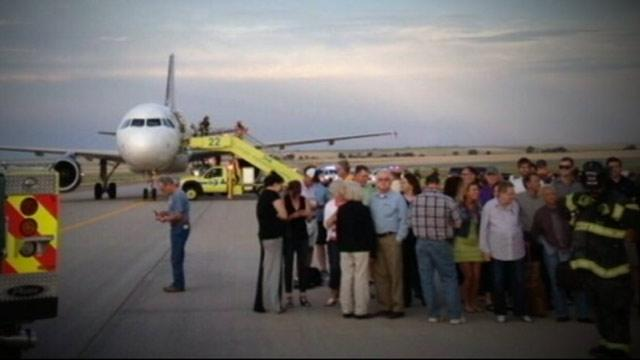 Man in Custody After Alleged Bomb Threat Forces Frontier Airlines Flight's Evacuation