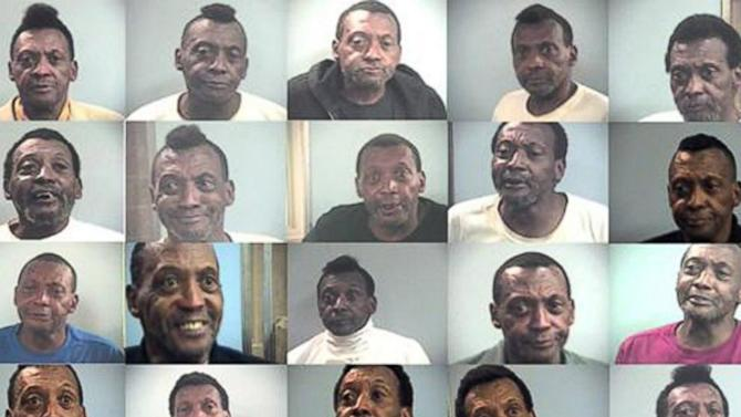 Man Arrested More Than 1,250 Times in Jail Again