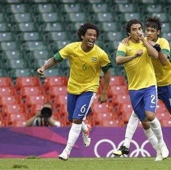 Brazil beats Egypt 3-2 in men's soccer The Associated Press Getty Images