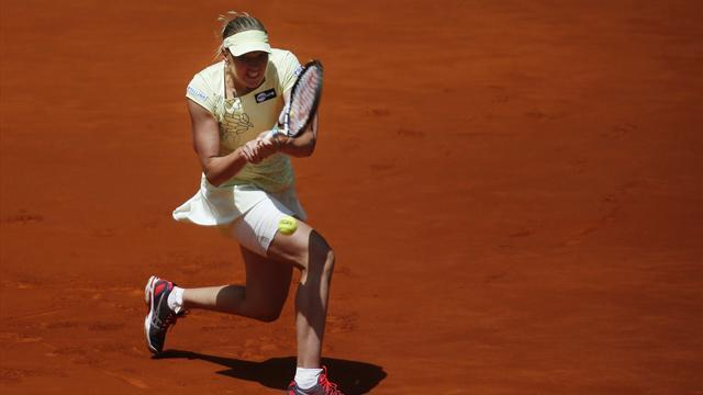 Tennis - Kanepi beats Peng to win WTA Brussels title