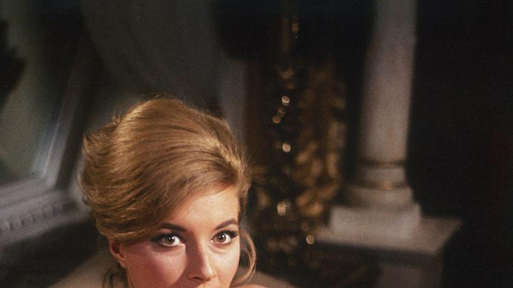 Bond Girls Gallery 2008 From Russia With Love Daniela Bianchi