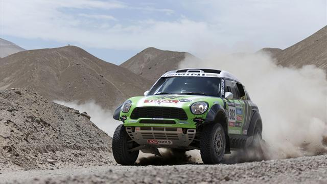 Dakar - Peterhansel keeps advantage as Saturday results finalised