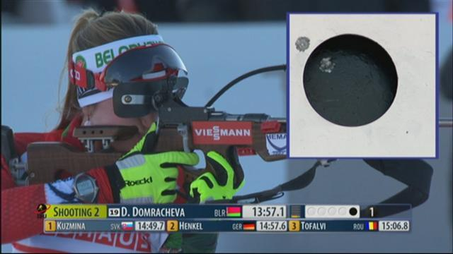 World Championships - Berger wins women's sprint gold