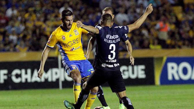 Football Soccer - Tigres v Pumas - CONCACAF Champions League