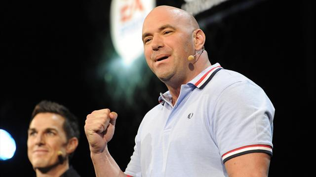 Mixed Martial Arts - Dana White's foot-in-mouth syndrome