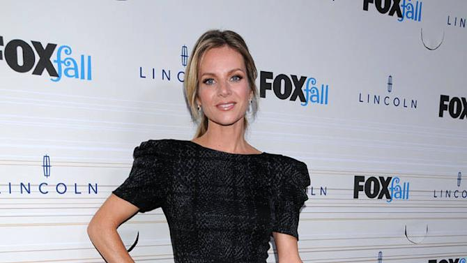 """Jessalyn Gilsig """"Glee"""" arrives at the 2010 Fox Fall Eco-Casino party on September 13, 2010, at Boa in West Hollywood."""