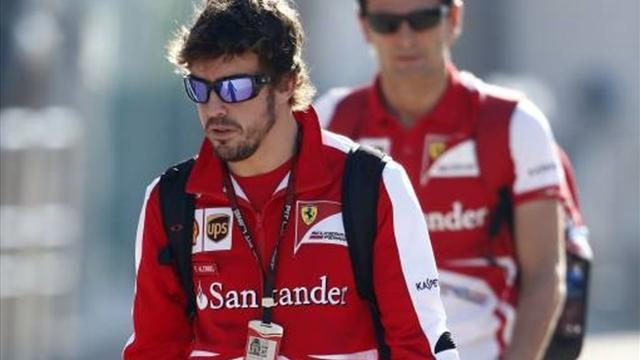 Formula 1 - Points record gives Alonso something to celebrate