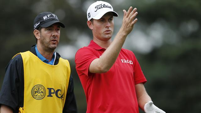 US PGA Championship - Simpson agonisingly close to Major record round