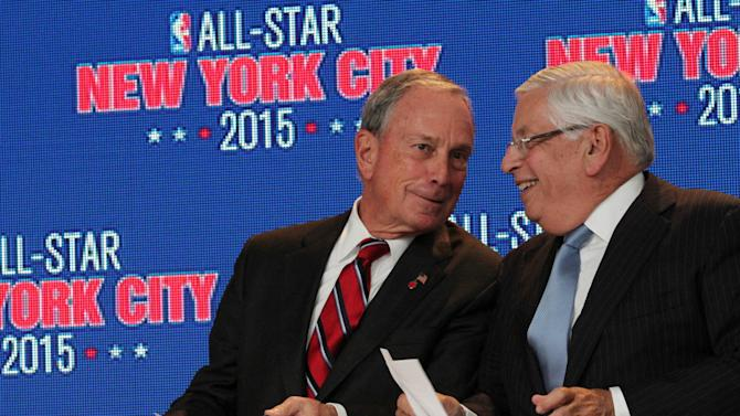 2015 All-Star New York Basketball