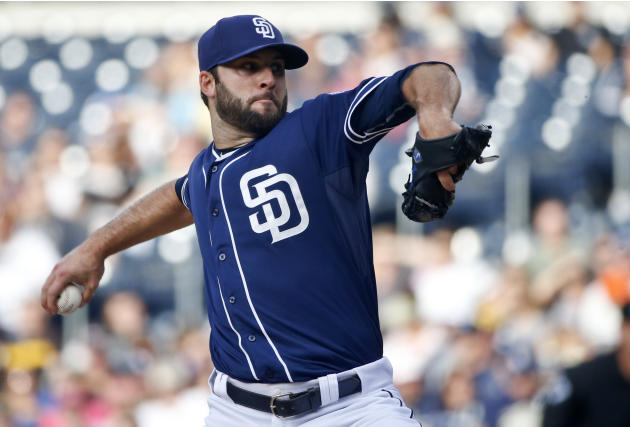 Padres place Brandon Morrow on DL with ailing shoulder