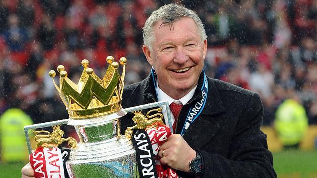 Premier League - Fergie nominated for World Coach of the Year