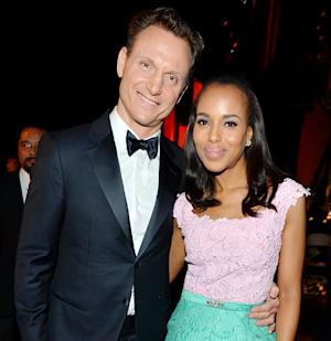 """Tony Goldwyn: Scandal Sex Scenes With Kerry Washington Are """"a Problem"""" for My Wife"""