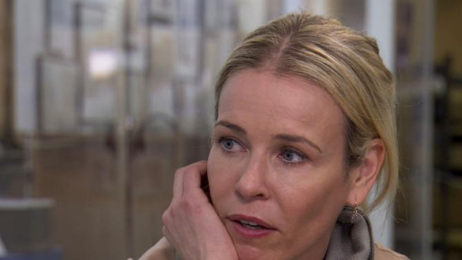 """""""Who Do You Think You Are?"""" Episode 403 - Chelsea Handler"""