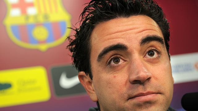 Liga - Xavi could return for Milan match