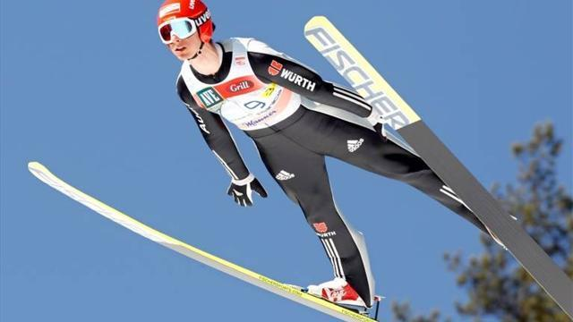 Ski Jumping - Wank seals Summer Grand Prix as Freund wins finale