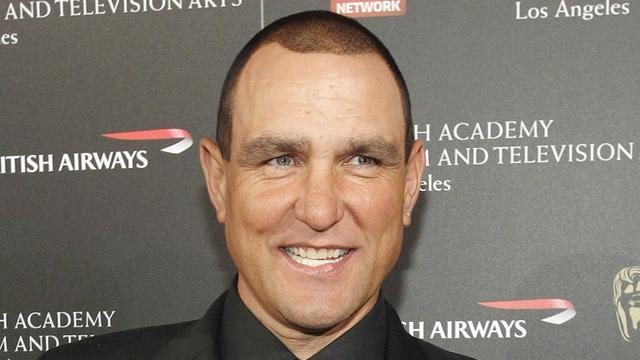 Football - Vinnie Jones reveals cancer battle