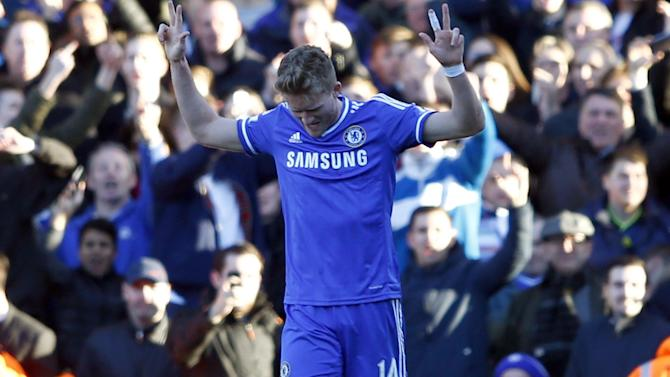 Premier League - Paper Round: Chelsea open talks with Atletico over Schuerrle