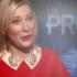 Cate Blanchett Cuts Off Silly Interview: 'That's Your F—king Question?' (Video)