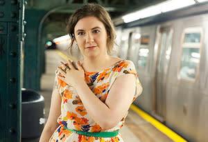 Lena Dunham | Photo Credits: Ali Paige Goldstein/HBO