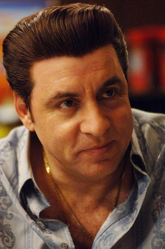 Steven Van Zandt stars as Silvio Dante in The Sopranos on HBO.